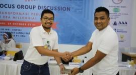 FGD KBN Persero 2018 Perkenalkan Budaya Perusahaan kepada Karyawan Muda