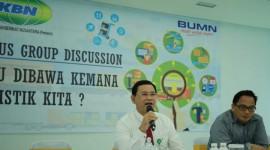 Disruption Mengintai, Bisnis Logistik PT KBN Persero Tidak Tergantikan