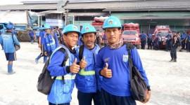 Petugas Siaga Hadapi Banjir