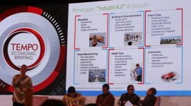 SDM Jadi Kunci Hadapi Industri 4.0
